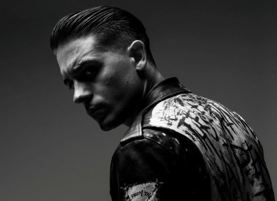 G-Eazy, Cover Art, When It's Dark Out