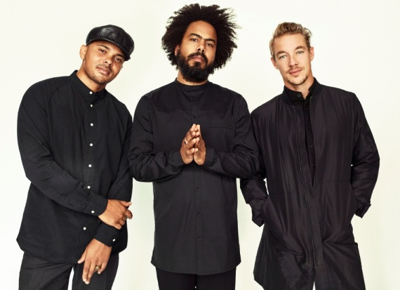 Major Lazer, Band, all menbers