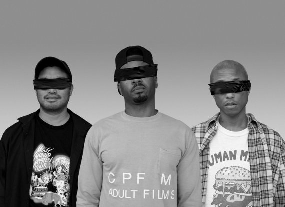 N.E.R.D, Nerd, Funkrock Band, Pharell Williams