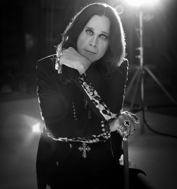 Ozzy Osbourne, Heavy Metal singer, Actor