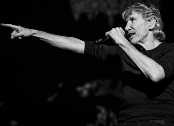 roger waters, pink floyd legende