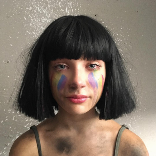 Pic from sia, singer-songwriter
